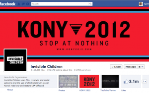 Invisible Children #KONY2012